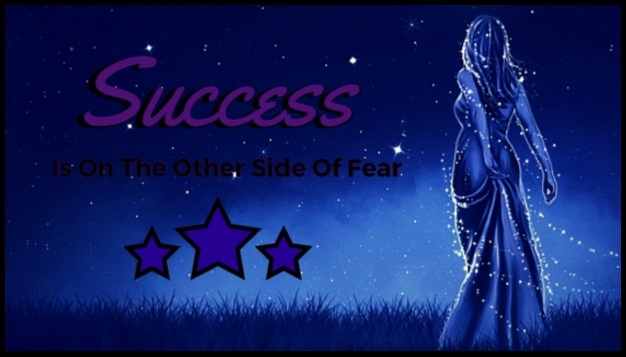 Success Is On The Other Side Of Fear