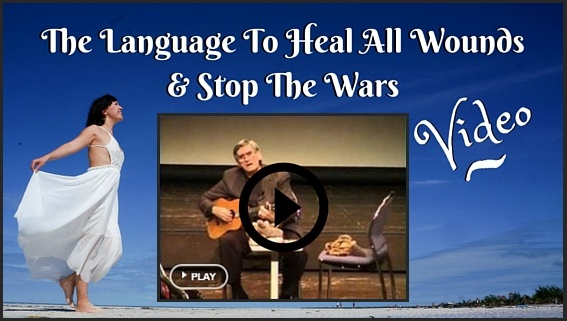 [Video] The Language To Heal All Wounds & Stop The Wars: How To Solve Any Misunderstanding With Non-Violent Communication